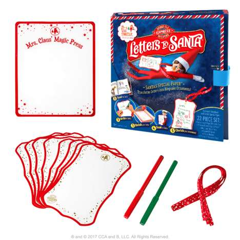 Magical Letter-Writing Sets