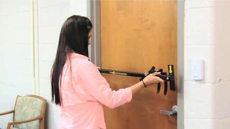 Emergency Door-Sealing Devices - The Bilco Defense Systems Seal Doors to Stop Intruders