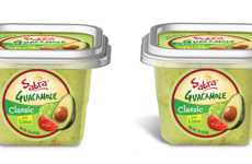 Zesty Free-From Guacamoles - The New Sabra Classic Guacamole with Lime is non-GMO and Kosher