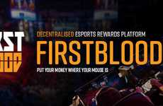 Decentralized eSports Platforms - FirstBlood is a Platform That Combines Cryptocurrency with Dota 2