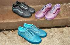 Colorful Glittery Sneakers - Vans and Opening Ceremony Revealed the Second 'Glitter Pack' Shoe