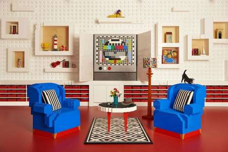 LEGO Vacation Home Campaigns - Airbnb and LEGO House are Sending One Family to a LEGO-Made Home