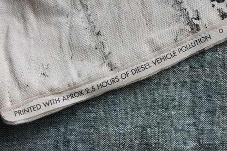 Artful Pollution Scarves
