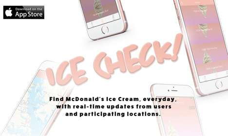 Ice Cream-Checking Apps