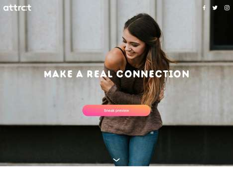 Story-Focused Dating Apps - The 'Attrct' Dating App Lets Users Share Their Experiences