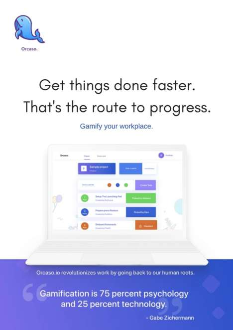 Gamified Team Productivity Apps
