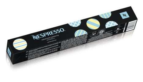 Festive Coffee Pod Packaging