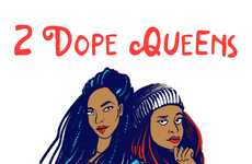 Multicultural Comedy Podcasts - '2 Dope Queens' is Hosted by Jessica Williams and Phoebe Robinson