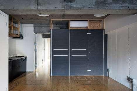 Zippered Organizational Room Dividers