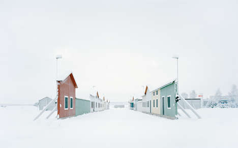Fake City Photography - Gregor Sailer's 'Potemkin Villages' Highlight Fake Cities Around the World