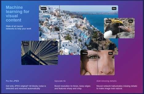 Image Enhancement Tools