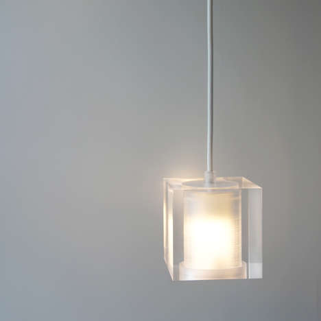 Phone-Charging Ceiling Lamps - The ARI's Pluglight is Ideal for Any Home Office