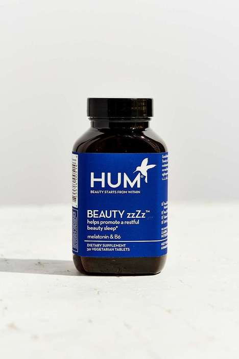 Beauty-Boosting Sleep Tablets - This HUM Nutrition Supplement Promotes Both Health and Beauty