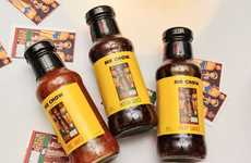 Classy Restaurant Sauces - Mr Chow Restaurants Have Released Three Popular Sauces in Grocery Stores