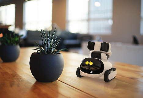 Gentle Toy Robots