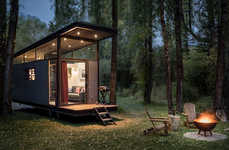 Refined Moveable Tiny Houses