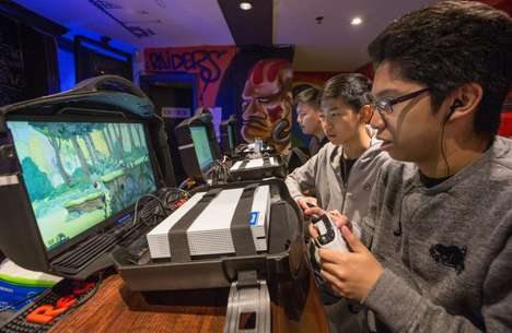 Charitable Video Game Marathons - Extra Life Toronto Hosted an Event to Raise Funds for Sick Kids