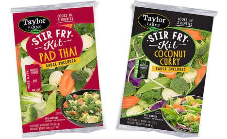 International Flavor Meal Kits