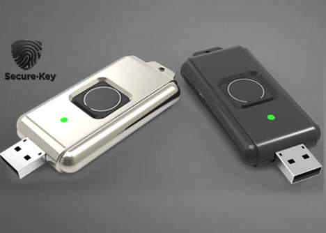 Biometric USB Keys