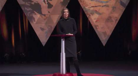Understanding the Taste of Words - Elif Shafak's Talk on Diverse Though Considers the Power of Words