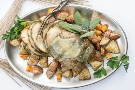 Meatless Thanksgiving Roasts