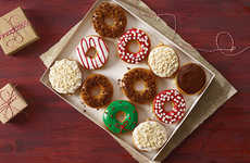 Holiday Cookie-Flavored Donuts - The New Dunkin' Donuts Holiday Menu will Launch November 20