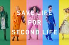 Fashionable Transplant Campaigns
