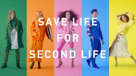 Fashionable Transplant Campaigns
