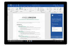AI Resume Builders - Microsoft Word's 'Resume Assistant' is Integrated with LinkedIn