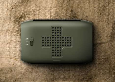 Emergency Survivalist Radios - The Portable Survival Radio is Packed with Essential Features