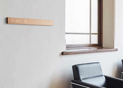 Naturalistic Wooden Smart Displays