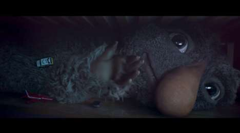 Friendly Monster Christmas Commercials - John Lewis' Christmas Ad Introduces 'Moz the Monster'