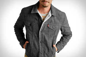 Insulated Hipster Denim Jackets