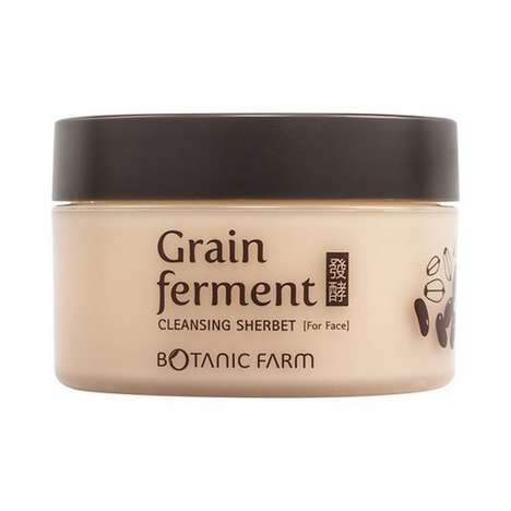 Grain-Based Facial Cleansers