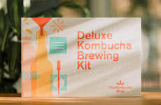 DIY Kombucha Kits