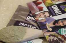 Quinoa-Based Protein Powders - OMG! Has Introduced the First Quinoa-Based Protein Powder