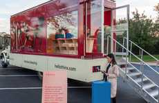 Menstruation Management Trucks