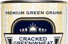 Nutrient-Dense Middle Eastern Grains - Premium Green Grains' 'Greenwheat Freekeh' is Gluten-Free