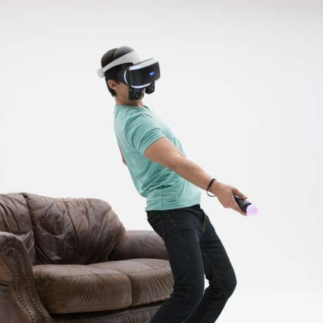 Wind-Simulating VR Accessories - ZephVR is an Accessory That Adds Wind Effects to a VR Experience