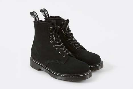 London-Based Boot Collaborations - The Goodhood X Dr. Martins Boots are a Winter Staple