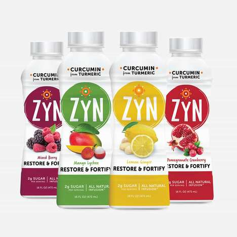 Refreshing Anti-Inflammatory Drinks