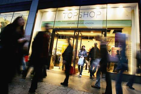 Gender-Neutral Change Rooms - Topshop Adjusted Its Policy to Give All Consumers a Safe Space