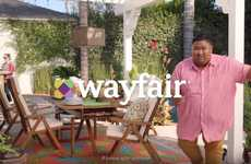 Dancing Decor Deal Commercials - Wayfair's 'I Can't Explain It' Ad Shows People Shaking for Savings