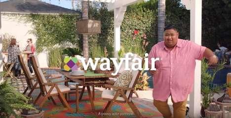 Dancing Decor Deal Commercials