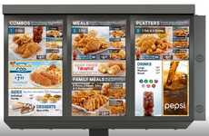 Data-Powered Drive-Thrus - Long John Silver's is Implementing an Advanced Drive-Thru System