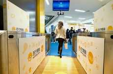 Unstaffed Automated Stores - Suning's Self-Service Stores Show Off Smart Retail Innovations