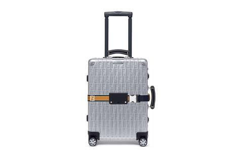 Collaborative Designer Luggage