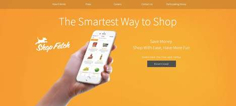 Gamified Coupon-Clipping Apps - 'Fetch Rewards' Digitizes Deal-Hunting at Grocery Stores