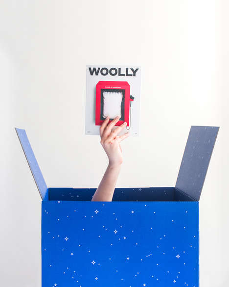 Mattress Brand Magazines - Casper's 'Woolly' is a Publication Designed to Relax Readers to Sleep