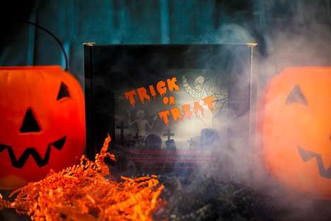 Halloween Coffee Samplers - ReAnimator Coffee's 'Trick or Treat' Set Revives Last Year's Crops